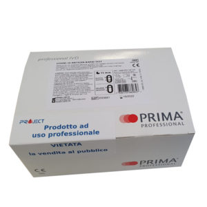 Covid19 Antigen Rapid Test Prima Lab